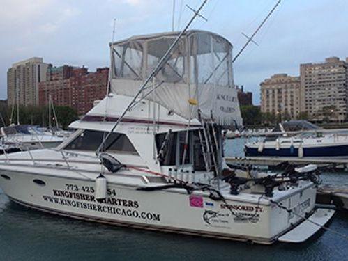 Motorboot Bertram Trojan (2005)