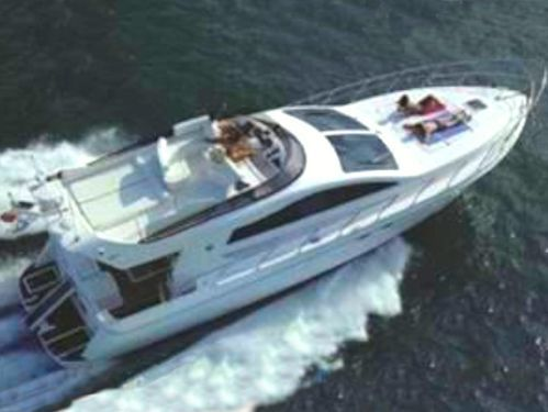 Imbarcazione a motore Enterprise Marine 46 (2006)