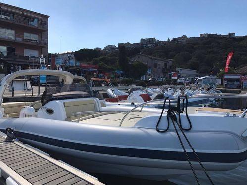 RIB Marlin 38 · 2017
