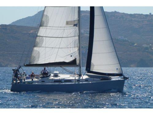 Segelboot Hanse 400e · 2006