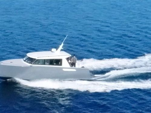 Imbarcazione a motore Colnago 35 Cabin · 2020