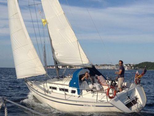 Sailboat Dufour Gib Sea 312 · 1992