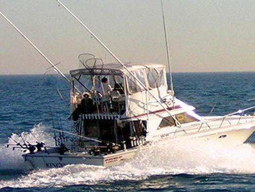 Motorboot Custom Built (2000)