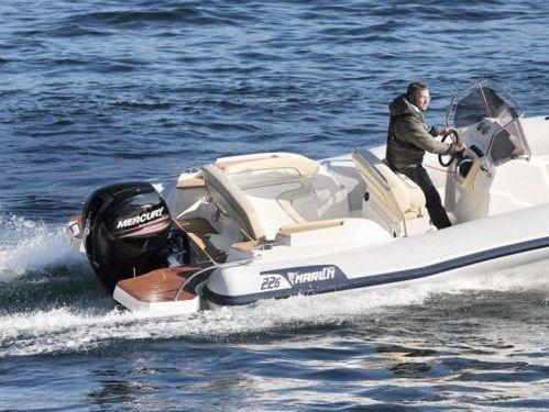 RIB Marlin 226 · 2016