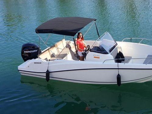 Speedboat Quicksilver 675 Open (2010)