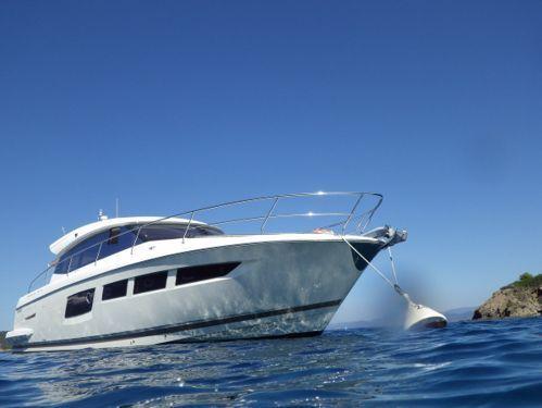 Motorboot Jeanneau Prestige 500 · 2013