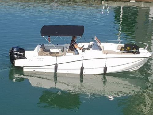 Motorboot Quicksilver 755 · 2017