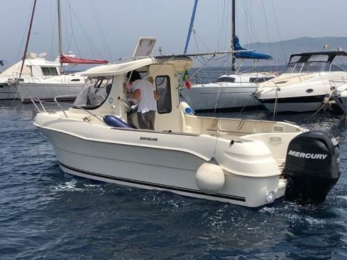 Imbarcazione a motore Quicksilver 640 · 2011