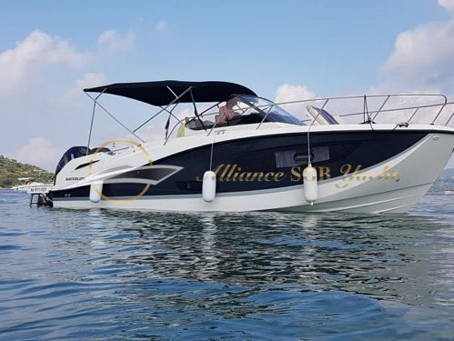 Sportboot Quicksilver 875 · 2018