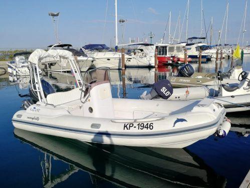 RIB Nuova Jolly 490 King · 2015