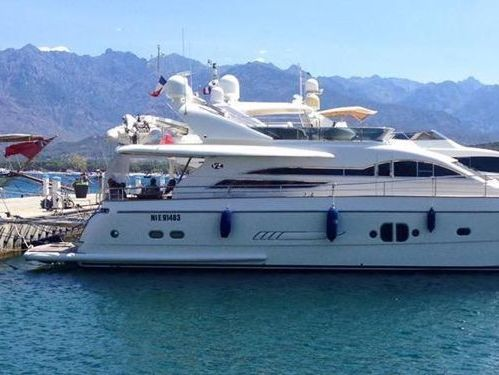 Imbarcazione a motore Vz Yachts 68 (2009)
