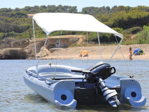 Motorboat Bombard 420 · 2005