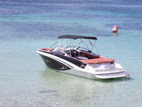 Speedboot Glastron 245 GT · 2017