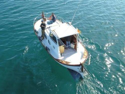 Motorboat Llaut 800 · 1989