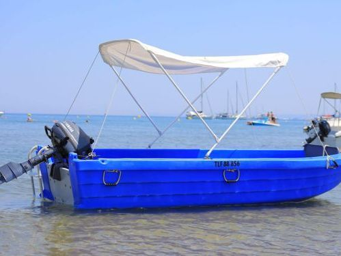 Speedboat Fun Yak 370 (2006)
