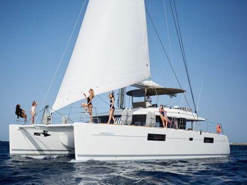 Catamarano Lagoon 560 S2 (2017)