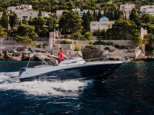Speedboat Jeanneau Cap Camarat 6.5 WA · 2018