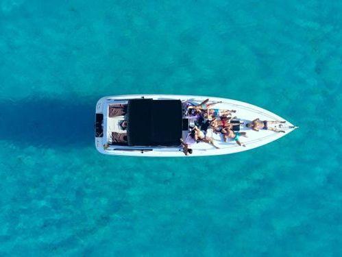 Motorboat Tullio Abbate Soleil 33 · 1990