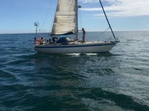 Barca a vela Swedish Yachts 34 · 1997