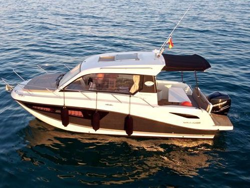 Imbarcazione a motore Quicksilver 755 weekend (2016)