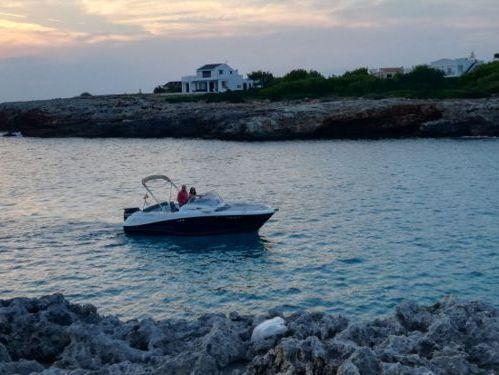 Speedboot Jeanneau Cap Camarat 6.5 WA · 2017