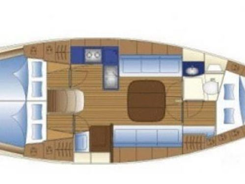 Speedboat Century Boats 256 · 2005