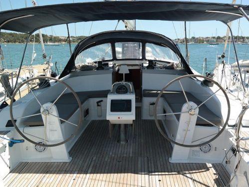 Zeilboot Bavaria Cruiser 51 (2016)
