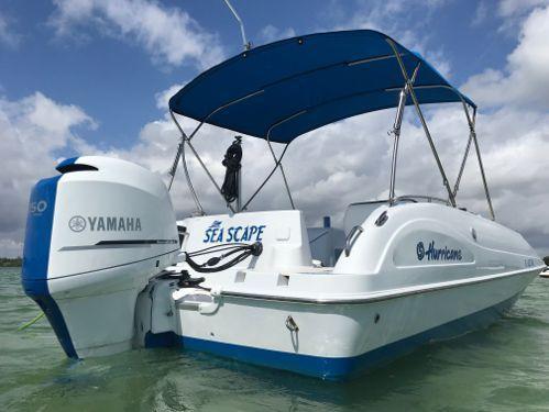 Speedboat Hurricane 21 · 2005