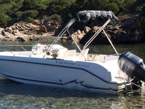 Sportboot B2 Marine 650 Open · 2006