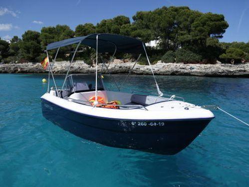 Imbarcazione a motore Pegazus 460 (2021)