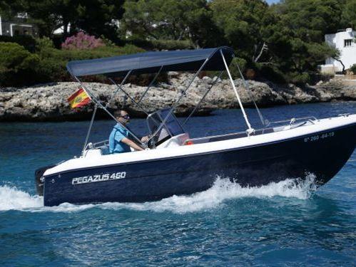 Imbarcazione a motore Pegazus 460 (2019)