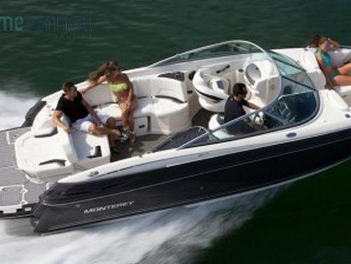 Speedboat Monterey 264 FS · 2014