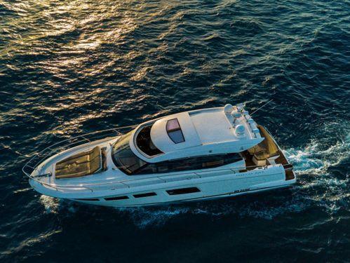 Imbarcazione a motore Jeanneau Prestige 50 s (2012)