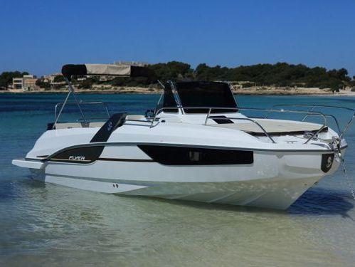 Motorboat Beneteau Flyer 7.7 Spacedeck · 2018