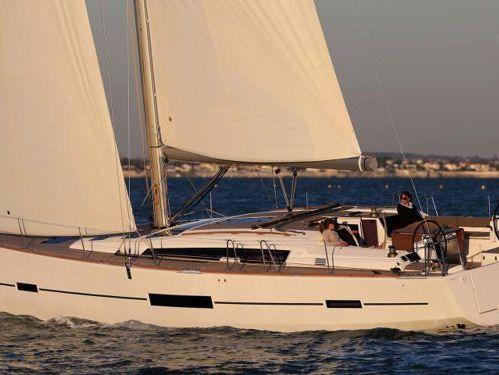 Segelboot Dufour 500 (2014)