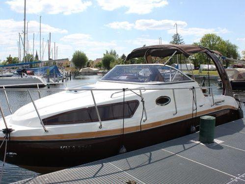 Barco a motor Aqualine 750 · 2020