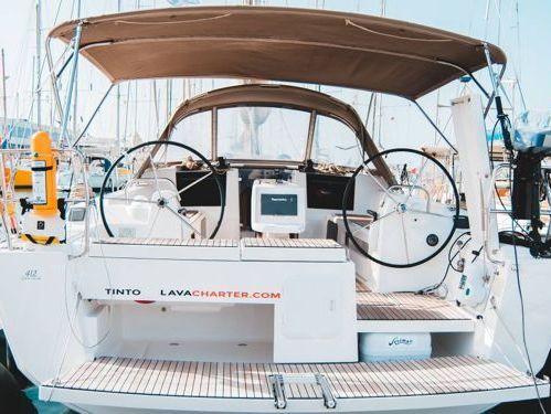 Sailboat Dufour 412 Grand Large (2017)