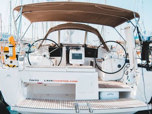 Segelboot Dufour 412 Grand Large · 2017