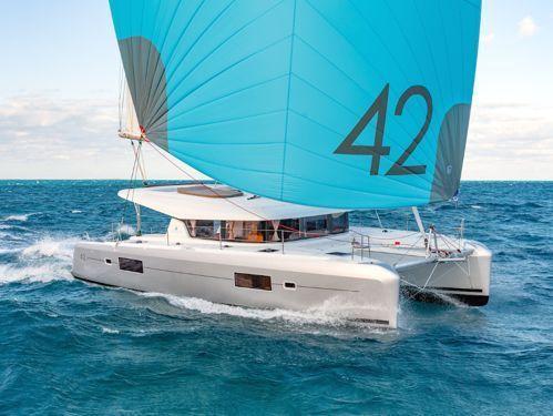 Catamarano Lagoon 42 · 2020