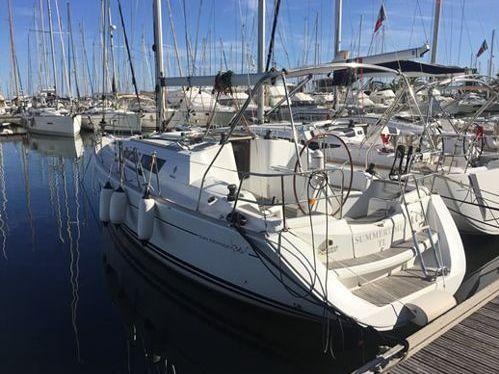 Barca a vela Jeanneau Sun Odyssey 36 i · 2011