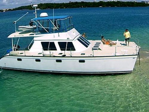 Catamaran Custom Built · 2003