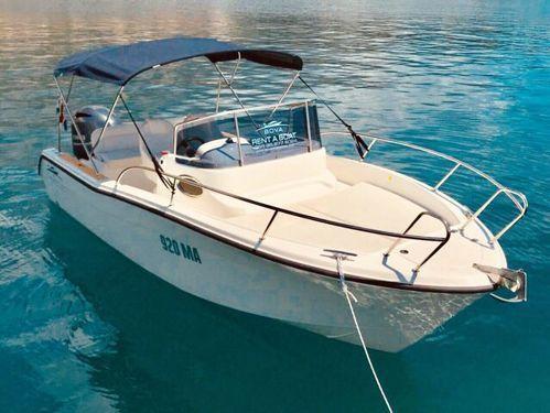 Imbarcazione a motore Focus 21 · 2015