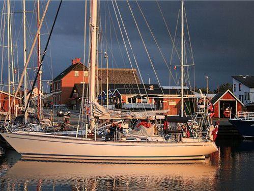 Sailboat Swan 48 · 1972