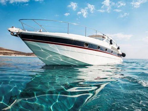 Motorboat Alfamarine 50 (2000)