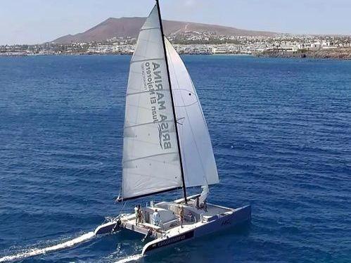 Catamarano Custom Built · 1994