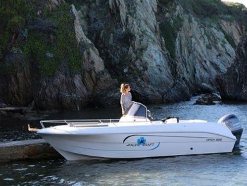 Speedboat Pacific Craft 625 Open (2020)