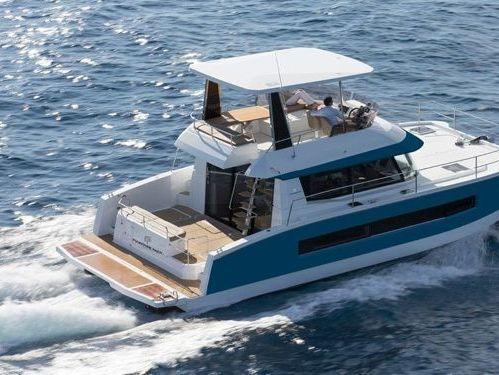 Catamarano a motore Fountaine Pajot MY 37 · 2020