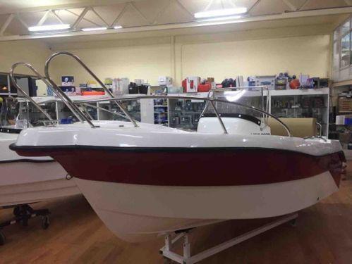 Lancha motora Mareti 450 Open · 2020