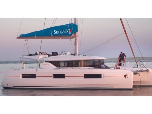 Catamaran Lagoon Sunsail 46 Cat · 2020