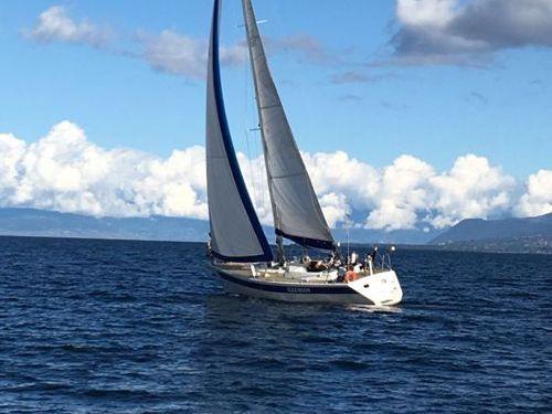 Segelboot Outborn 44 · 1985